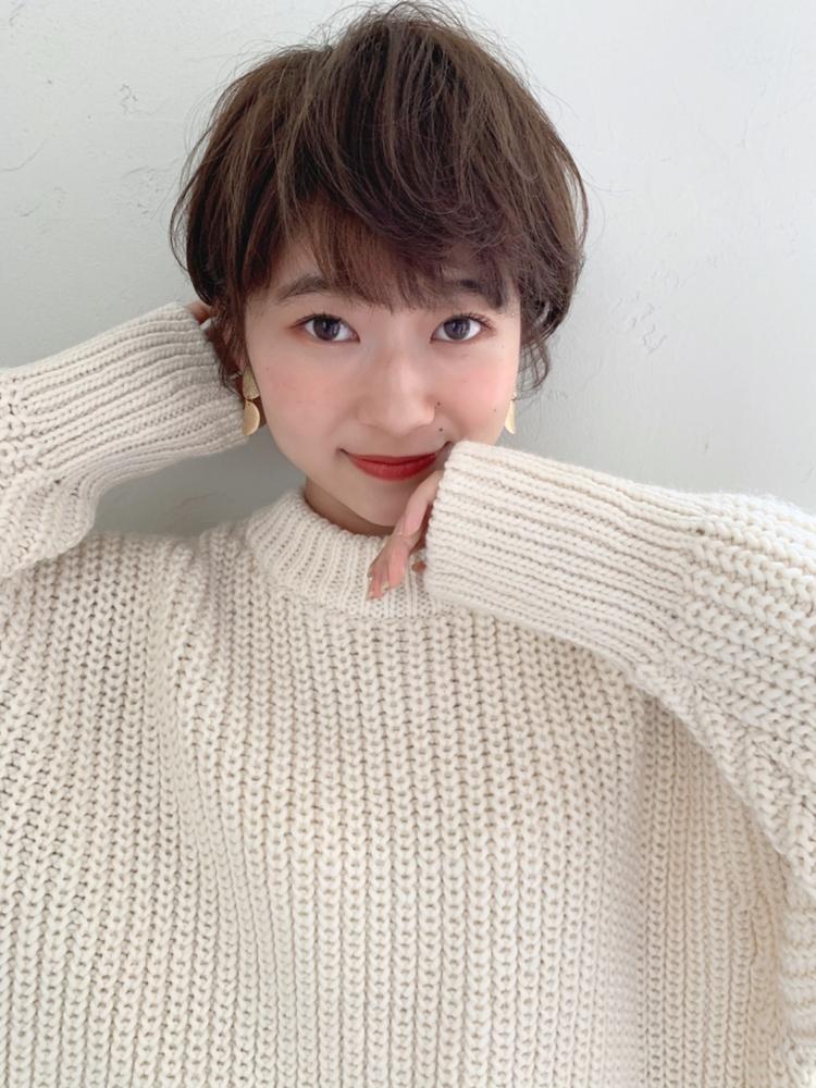 ひし形ショートボブjoemi by unami信澤貴一