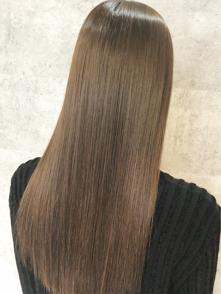 髪質改善トリートメント/ブラウンベージュ