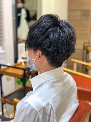 埼玉 浦和美容室 ショートボブ ショートヘア ショートカット 外ハネ マッシュショート谷島樹カット
