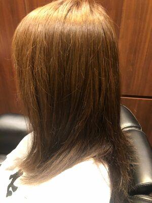 アッシュカラー⭐️五反田 理容 理容室 barber