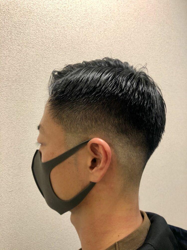 左7/3 barberスタイル!五反田/池上線/メンズ/グリース/高野魁己