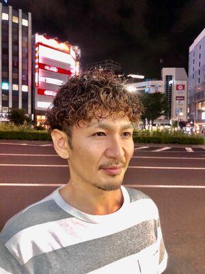 スパイラルパーマ🦱オーダー多数パーマ🦱理容室 五反田 バーバー barber