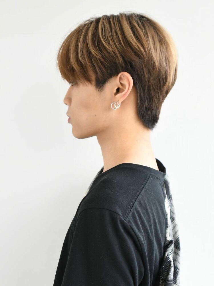 韓流サラッとヘア