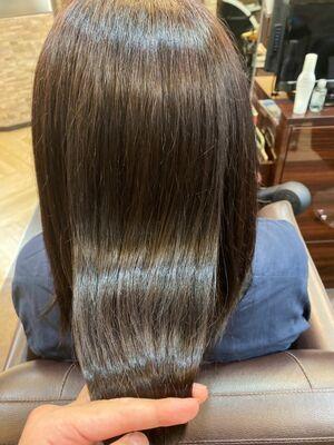 資生堂 髪質改善トリートメント☆繰り返す程に艶やかで輝く髪に♪