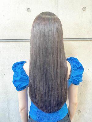 表参道駅徒歩1分☆MINX 青山 森☆カラーがうまい☆大人可愛い☆髪質改善☆ロングヘアー