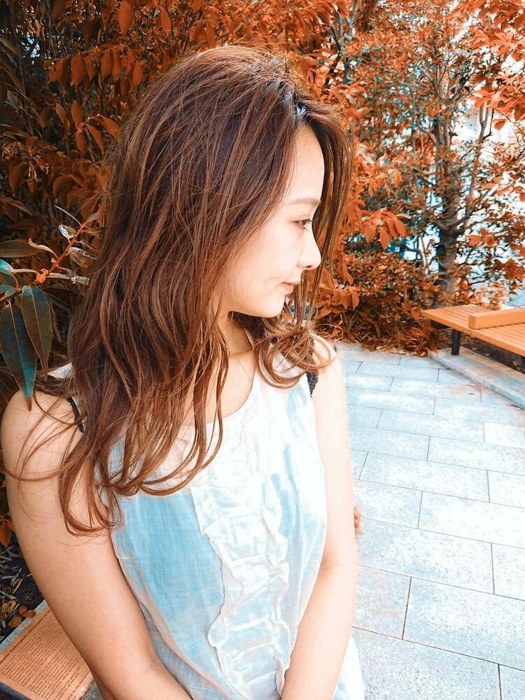 銀座一丁目 美容室 銀座 イルミナカラー インナーカラー TOKIOトリートメント