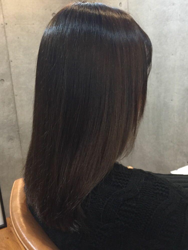 Tree Hair Salon 藤田健太郎柔らかいミディアムベージュ