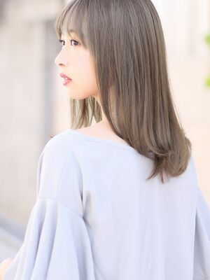 表参道エリア・口コミ第1位人気サロン ナチュラリーミディアム