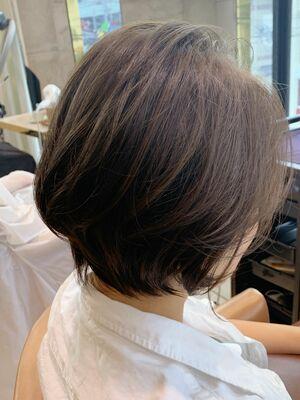 表参道エリア・口コミ第1位人気サロン ナチュラリーショート