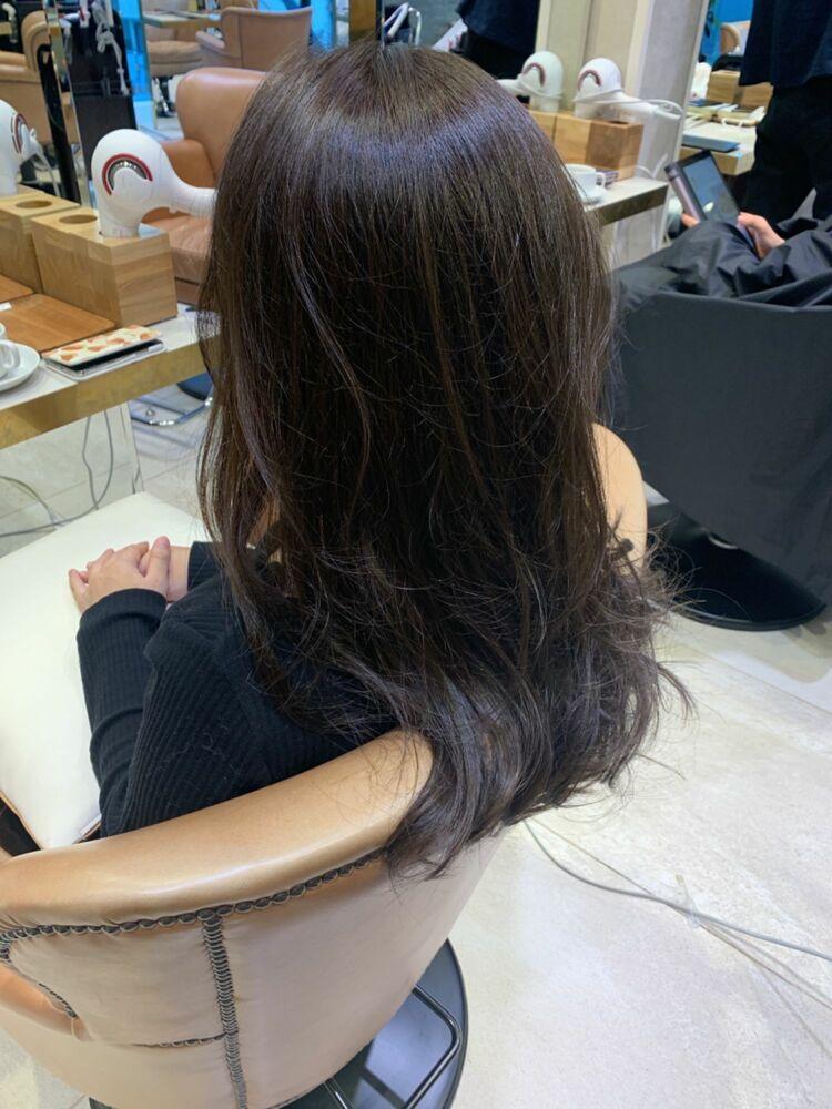 表参道エリア・口コミ第1位人気サロン ナチュラリーロング