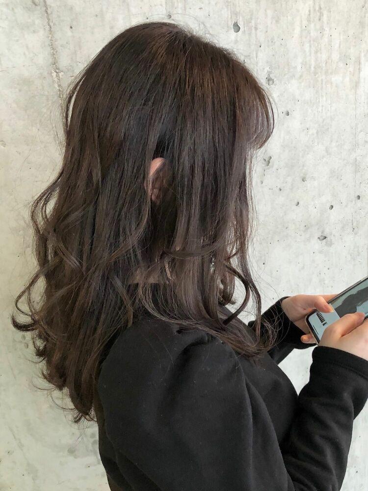 ACE 透明感シアグレージュ×大人可愛い♡ 横浜駅から徒歩5分