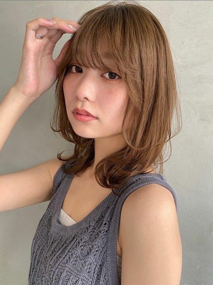 ACE 透け感が可愛いミルキーベージュ♡ 横浜駅から徒歩5分