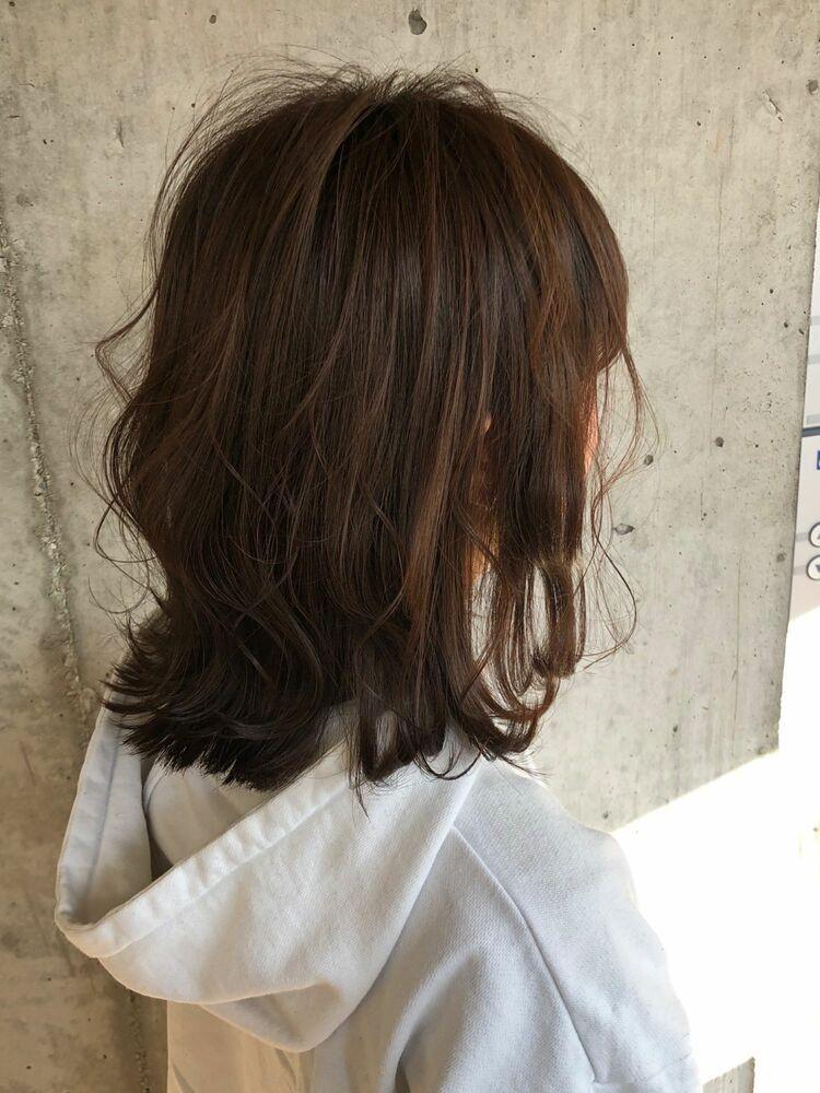 ACE 暖色系が可愛い♡ミルクチョコレートブラウン 横浜駅から徒歩5分