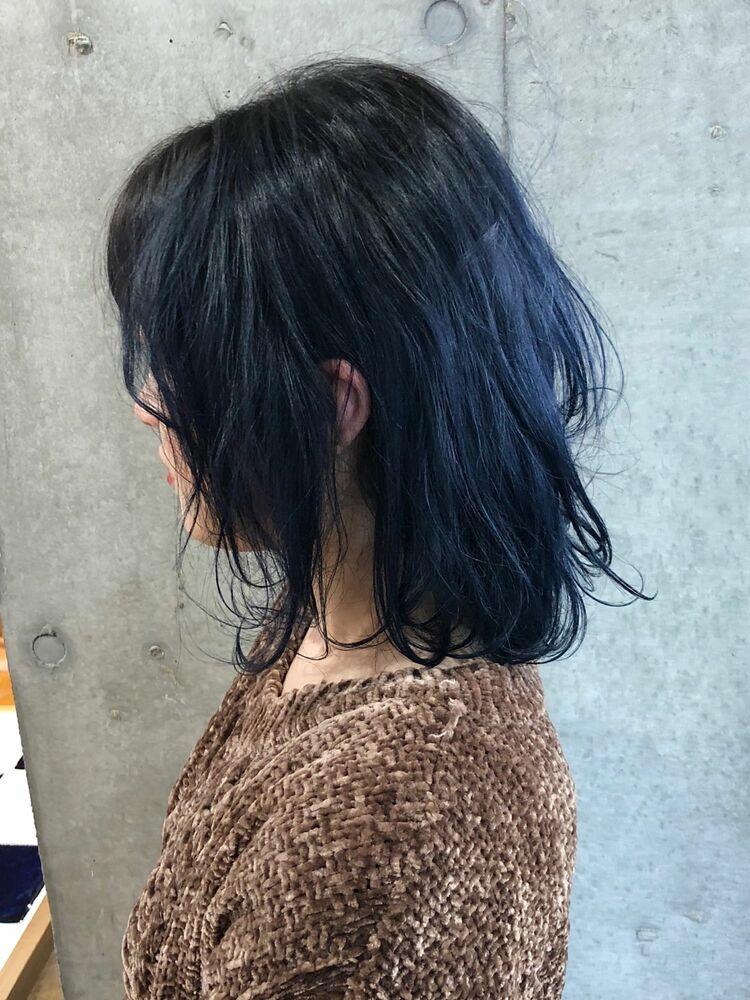 ACE 透明感のある可愛いブルージュカラー♡ 横浜駅から徒歩5分