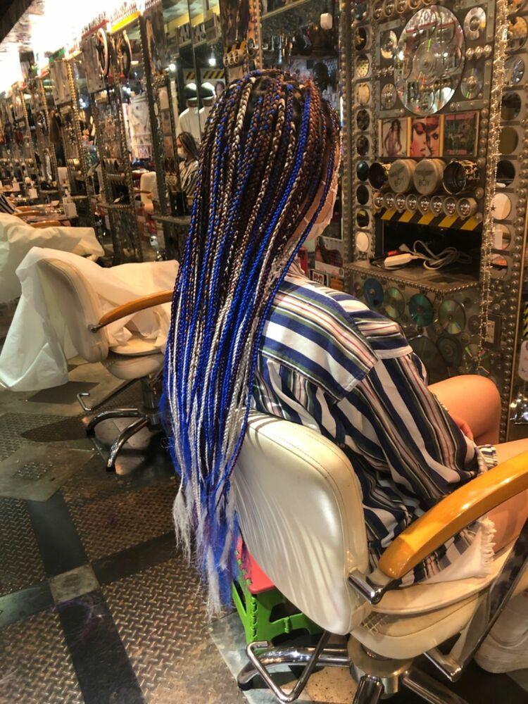 braidsヘアー