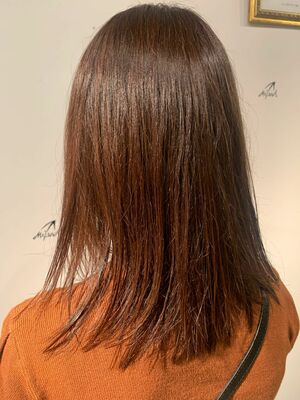 髪質改善酸熱トリートメント