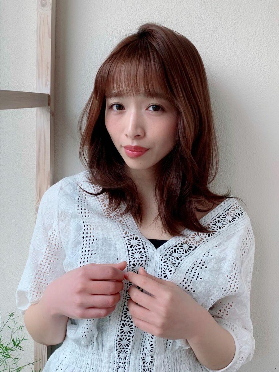 BeautyConnection Ginza/銀座駅徒歩5分/大人可愛いナチュラルレイヤースタイル