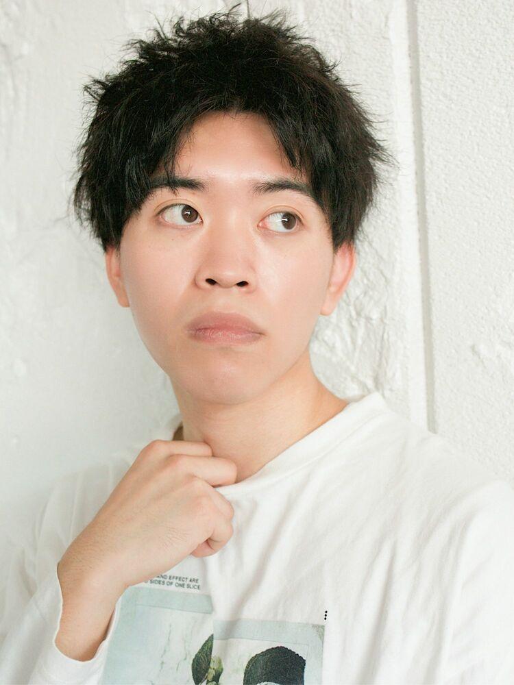 【安藤勝也】ツイスパミックスヘア