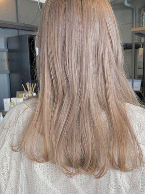 beige long