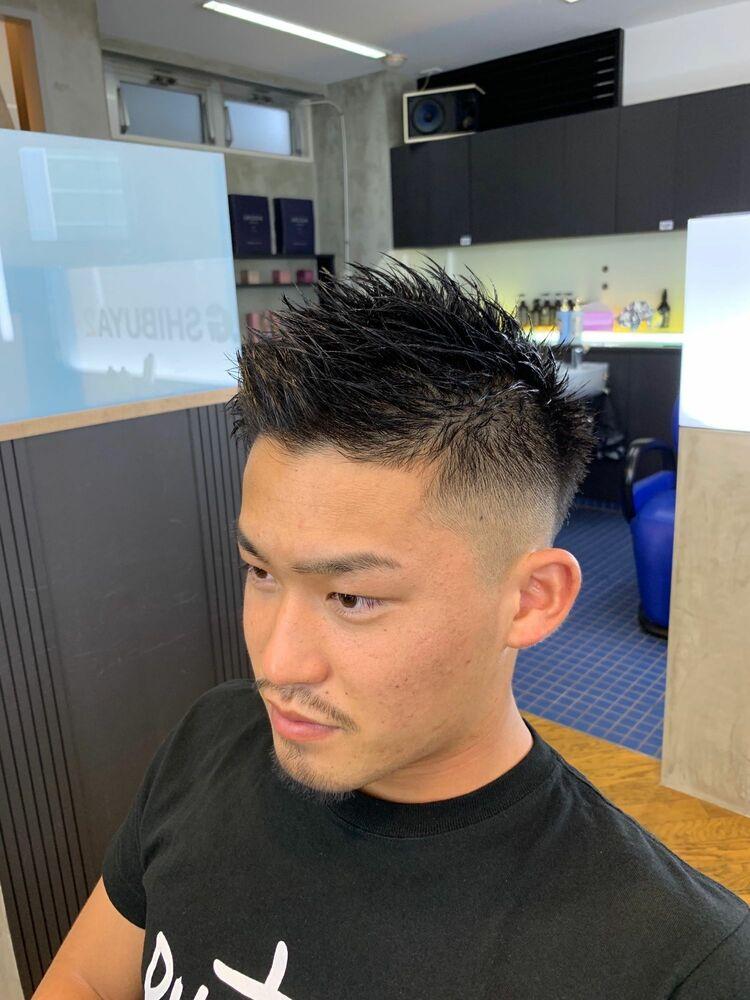 カッコイイ短髪