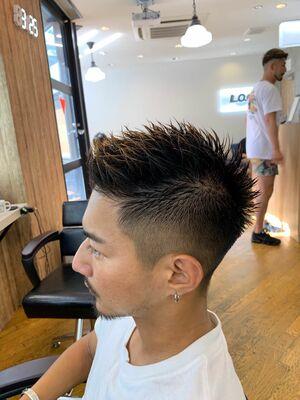 カッコイイ短髪スタイル