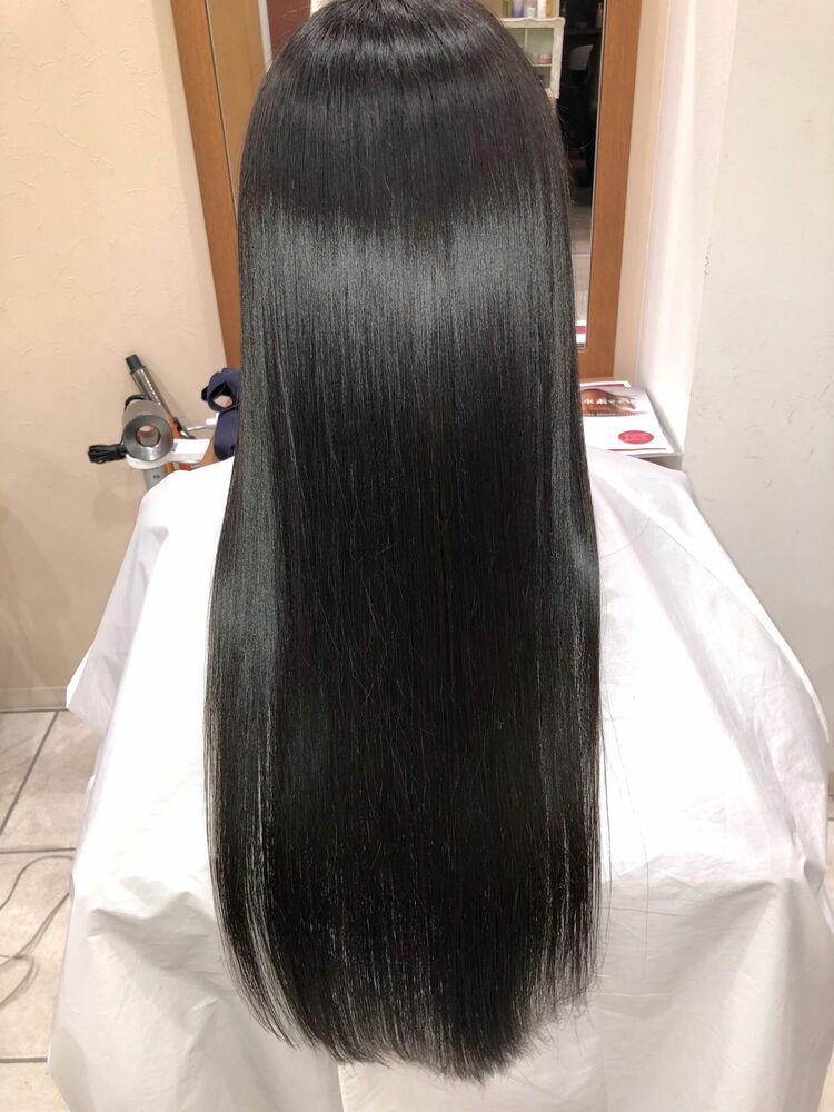 ミネコラ髪質改善水素トリートメント 質感矯正