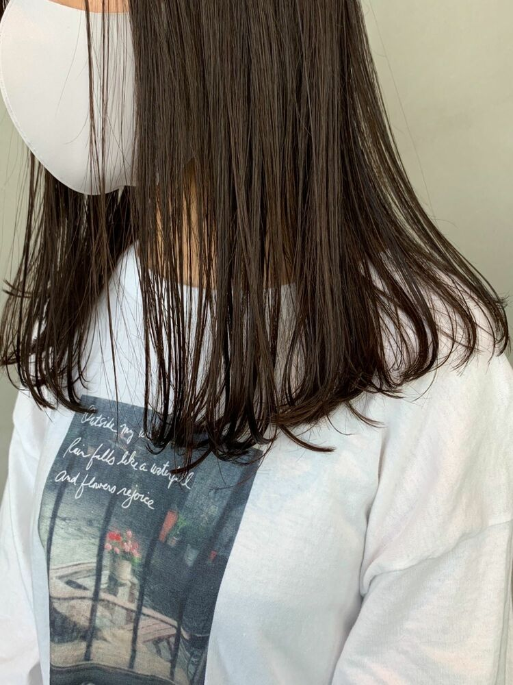ぷつんとニュアンスヘア