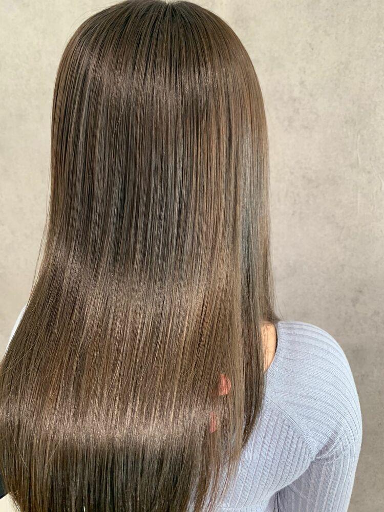 極潤艶髪質改善トリートメント