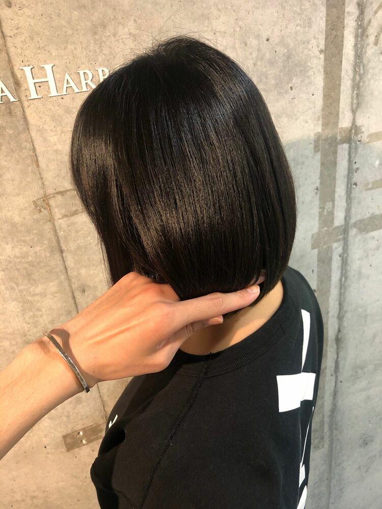 いつまでも輝く髪へ☆ダメージ、クセでパサついてしまった髪が見違えるような美しい艶に!