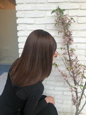 ストレスのない髪へ☆ダメージ、クセで引っかかる髪がサラサラに!自分の髪ではないような感覚を☆