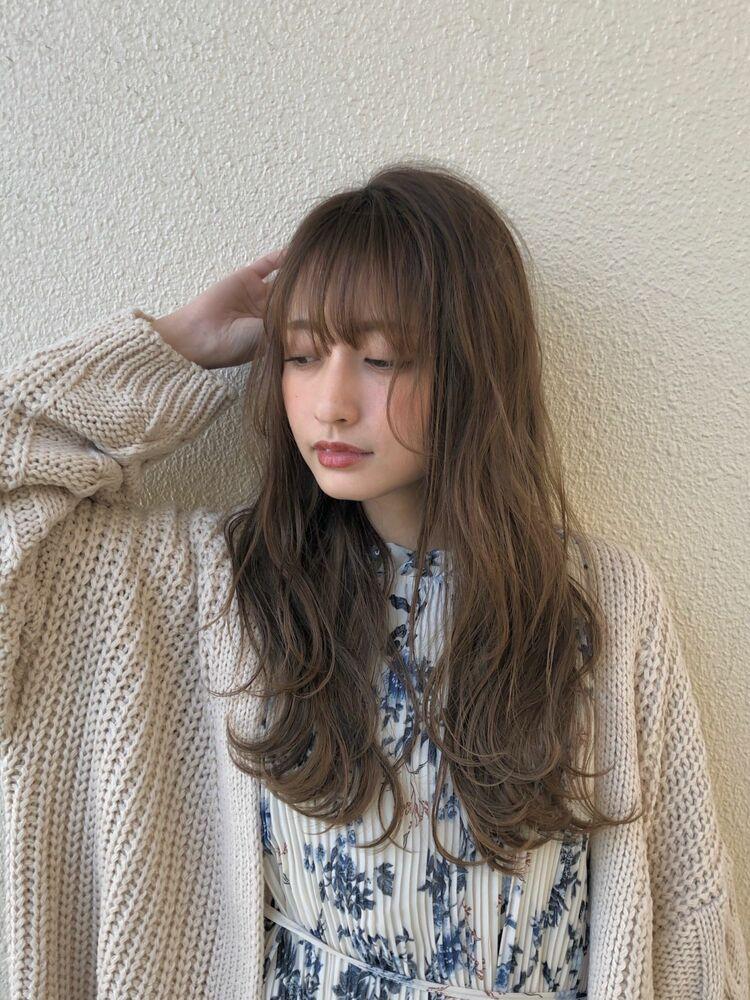 EVOKE TOKYO[稲津 隆]フェミニンウェーブスタイル