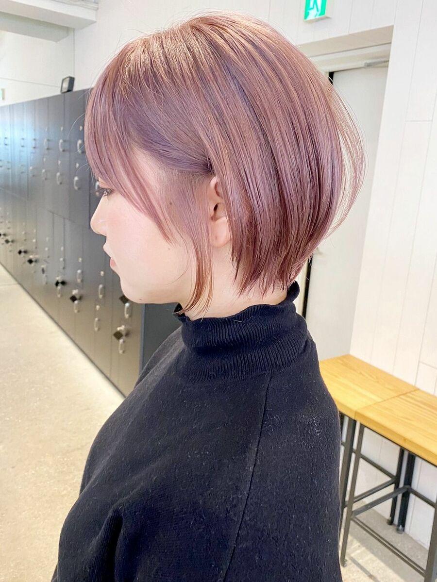 ピンクショート_ba283921