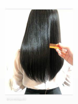 髪質改善トリートメント!続けると癖毛もまとまります!!