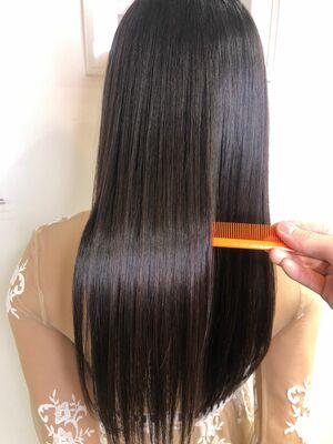 最新の髪質改善 ULTOWAトリートメント