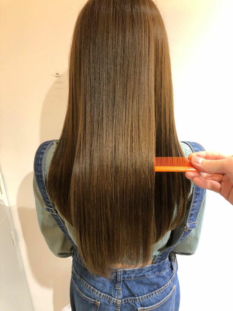 髪質改善水素トリートメントで毛先までまとまる髪に☆