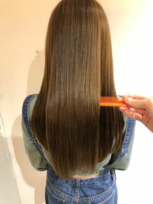 髪質改善講師、SNSで大人気の高濃度水素トリートメント☆