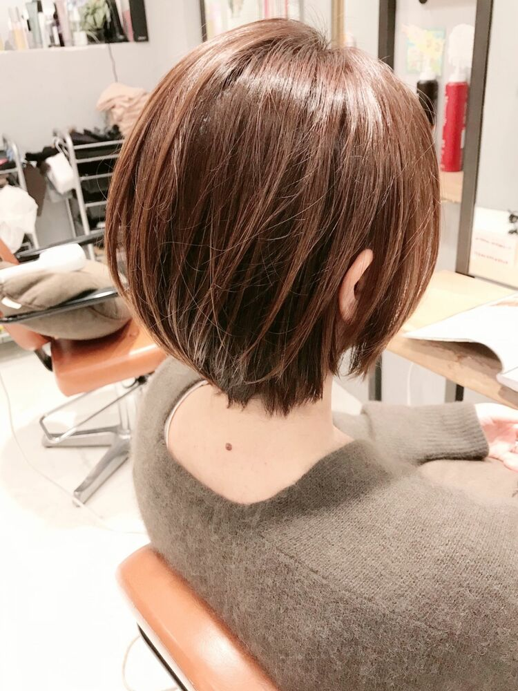 CカーブカットはMichelleが日本女性を更にキレイ可愛くを目指し開発した特許申請中新技術です