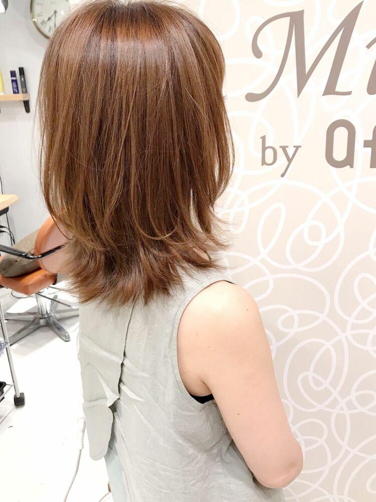 Cカーブカットは小顔・ツヤ・トップのボリューム・動き・収まり・モテ髪を叶える新カット技法です