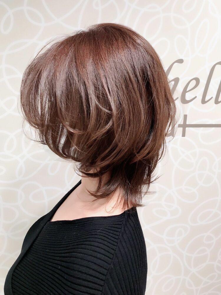 20代30代40代50代髪質改善シルク4Hトリートメントカラー