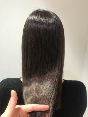 allys hair aoyama 和嶋信和 髪質改善ケア☆インスタ@allys_waji