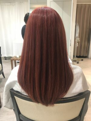 allys hair aoyama 和嶋信和 ガーリーピンクカラー☆インスタ@allys_waji