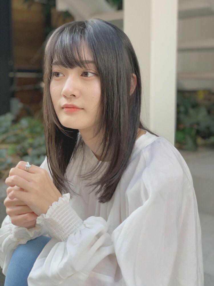 allys hair aoyama 和嶋信和)オルチャンレイヤー☆インスタ@allys_waji