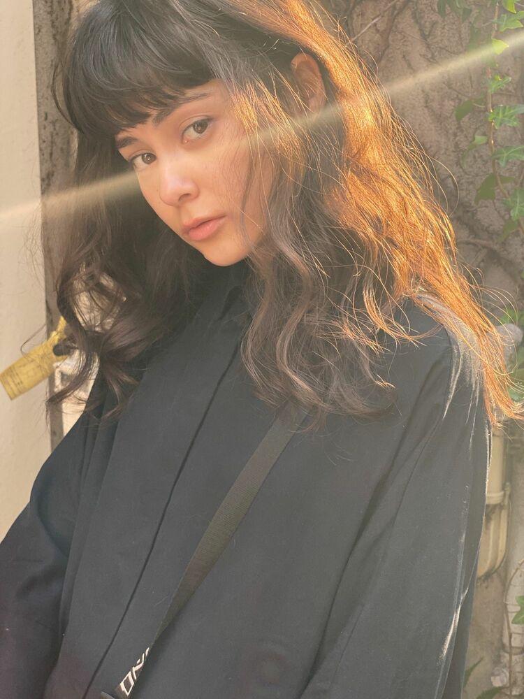 (allys hair aoyama 和嶋信和)外国人風くせ毛パーマ☆インスタ@allys_waji