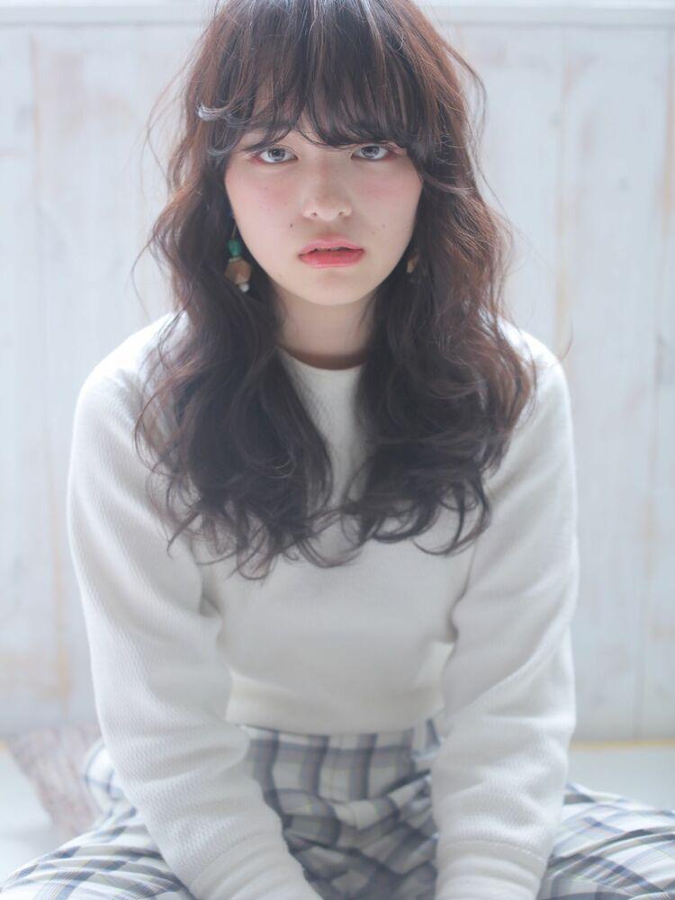 allys hair aoyama 和嶋信和 大人可愛いデジパーマ☆インスタ@allys_waji