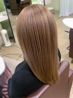 艶髪ハイトーン