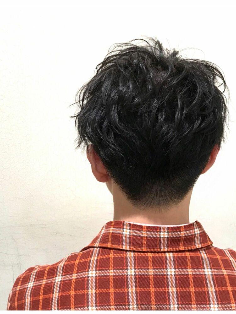 Lond表参道スタイリスト冨田麻友《メンズパーマ》