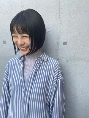 瀬戸かほミニマムボブ!!
