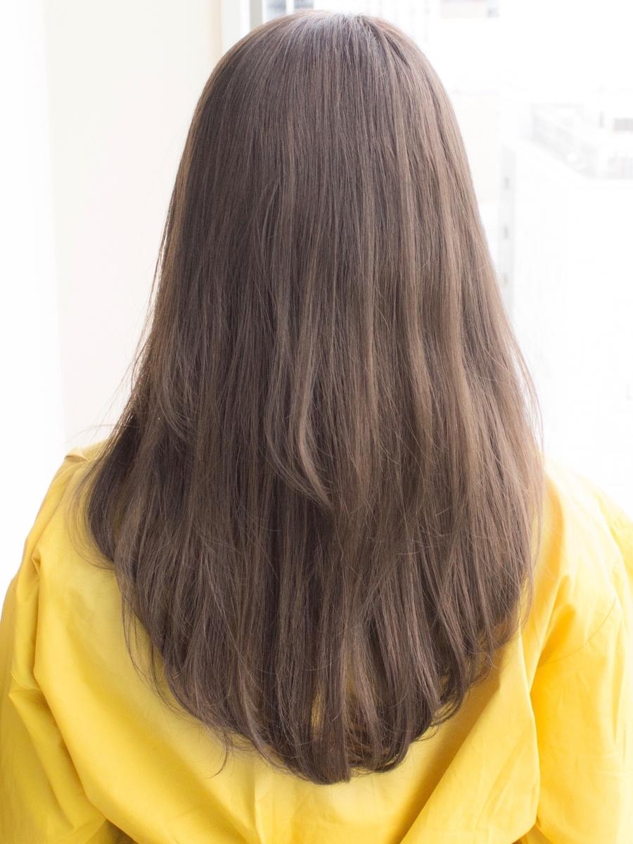 AFLOAT明日香のナチュラルなのに可愛い!モテ髪ロングスタイル