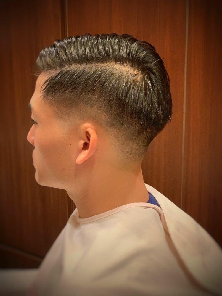 ビジネスシーンでも◎これぞ男のヘアスタイル!〈理容室〉〈メンズ〉〈大手町〉〈丸の内〉〈東京駅〉