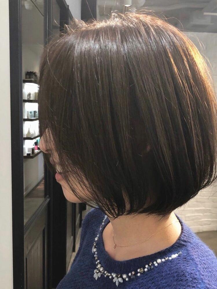 ☆-5歳丸み大人ボブ☆ABBEY川原大地